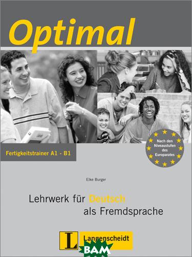 Купить Optimal Fertigkeitstrainer A1-B1 (+ Audio CD), Langenscheidt, 978-3-468-47026-4
