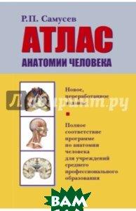 Купить Атлас анатомии человека, АСТ, Самусев Рудольф Павлович, 978-5-17-105568-4