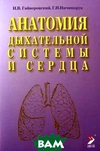 Купить Анатомия дыхательной системы и сердца, ЭЛБИ-СПб, И. В. Гайворонский, Г. И. Ничипорук, 978-5-93979-155-7