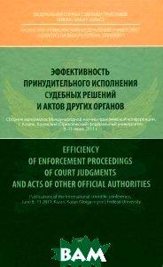 Эффективность принудительного исполнения судебных решений и актов других органов