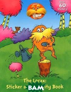 The Lorax Sticker Activity Book (+наклейки)