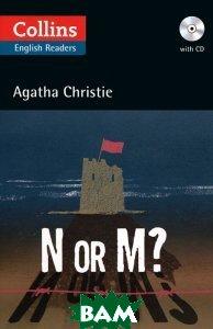 Купить N or M? (+ CD-ROM), HarperCollins Publishers, Agatha Christie, 978-0-00-745162-3