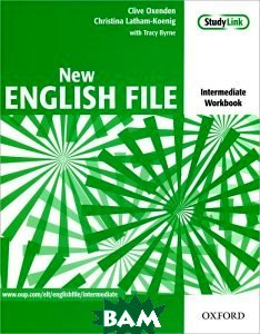 Купить English File: Intermediate Workbook with Key and MultiROM (+ CD-ROM), OXFORD UNIVERSITY PRESS, Clive Oxenden, Christina Latham-Koenig, Tracy Byrne, 9780194518062