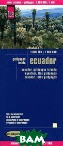 Купить Ecuador. Galapagos. Карта, Reise Know-How, 978-3-8317-7069-4