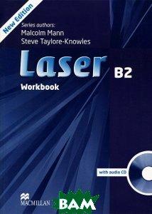 Купить Laser B2. Workbook without Key (+ CD-ROM), Macmillan Education, Malcolm Mann, Steve Taylore-Knowles, 978-0-230-43384-7