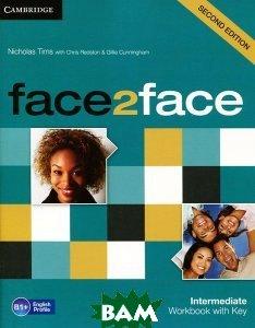 Face2face. Intermediate Workbook with Key