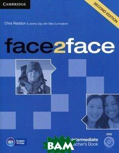 Face2Face: Pre-Intermediate Teacher`s Book (+ DVD)