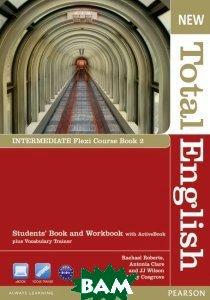 Купить Total English Level Intermediate Course Book 2 Pack (Student Book B, Workbook B, CD-ROM and DVD), Неизвестный, 9781408285794