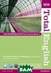 Купить Total English Level Pre-Intermediate Course Book 2 Pack (Student Book ), Неизвестный, 9781408285831