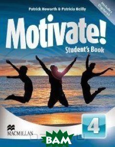 Motivate! Student`s Book Pack: Level 4 (+ CD-ROM)