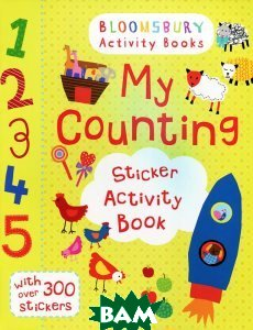 My Counting Activity and Sticker Book