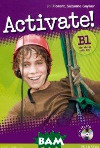 Activate! Level B1 Workbook + key/CD-Rom