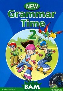 Grammar Time Level 2 Students Book Pack New Edition