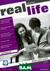 Real Life Advanced Work Book+ MultiRom Pk