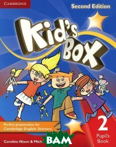Kid`s Box: Level 2: Pupil`s Book