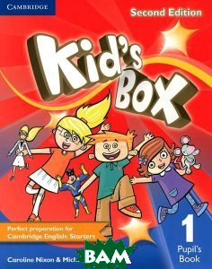 Kid`s Box: Level 1: Pupil`s Book