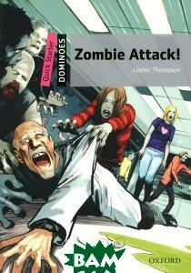 Купить Zombie Attack! Starter, OXFORD UNIVERSITY PRESS, Lesley Thompson, 978-0-19-424986-7