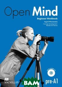 Open Mind British English Beginner Workbook without key&CD Pack (+ CD-ROM)