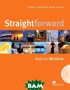 Straightforward. Beginner. Workbook (without Key) (+ Audio CD)