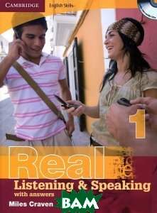 Real Listening and Speaking 1: With Answers (+ CD-ROM)