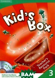 Kid`s Box 3: Teacher`s Resource Pack (+ CD-ROM)