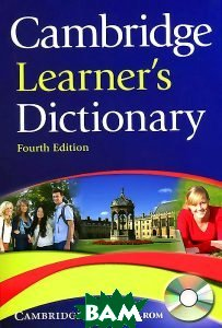 Cambridge Learner`s Dictionary (+ CD-ROM)