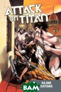 Купить Attack on Titan: Volume 8, Kodansha Comics, Hajime Isayama, 9781612625478