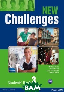 New Challenges 3: Student`s Book