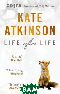 Купить Life after Life, Black Swan, Kate Atkinson, 978-0-552-77968-5