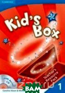 Kid`s Box Level 1 Teacher`s Resource Pack with Audio CD