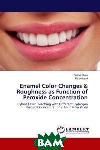 Enamel Color Changes&Roughness as Function of Peroxide Concentration