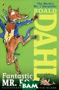 Купить Fantastic Mr. Fox, Puffin, Roald Dahl, 978-0-14-241034-9