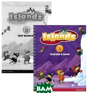 Купить Islands 5: Teacher`s Book: Access Code (+ Booklet), Неизвестный, Magdalena Custoduo and Oskar Ruiz, 9781447913726
