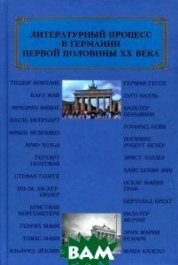 Купить Литературный процесс в Германии первой половины XX века, ИМЛИ РАН, 978-5-9208-0469-3
