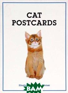 Купить Cat Postcards, Неизвестный, Polly Horner, 9781856699501