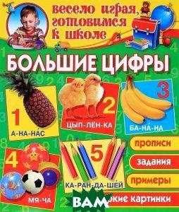 Купить Большие цифры, БАО, О. В. Завязкин, 978-617-08-0223-1