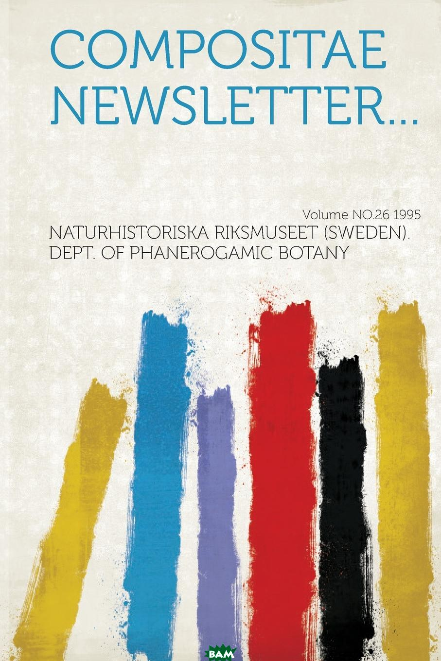 Compositae Newsletter... Volume No.26 1995